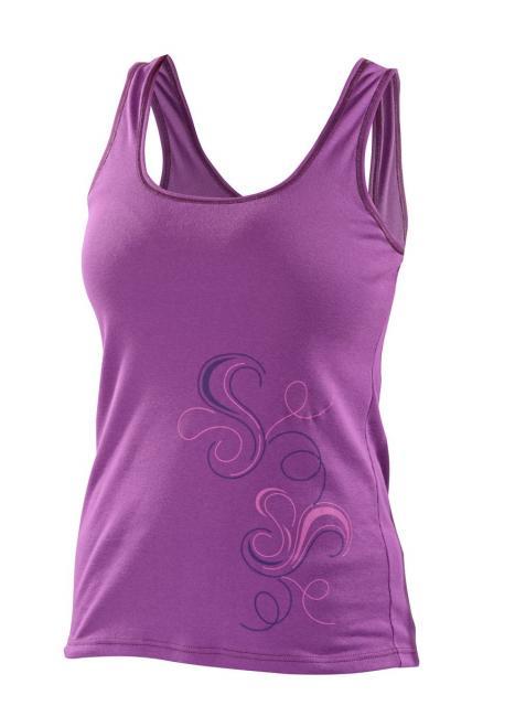 Dámské tričko Petra - fialová