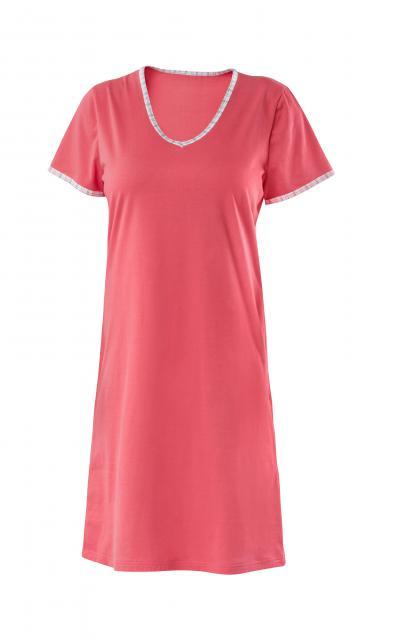 Dámská noční košile Dianka - růžová
