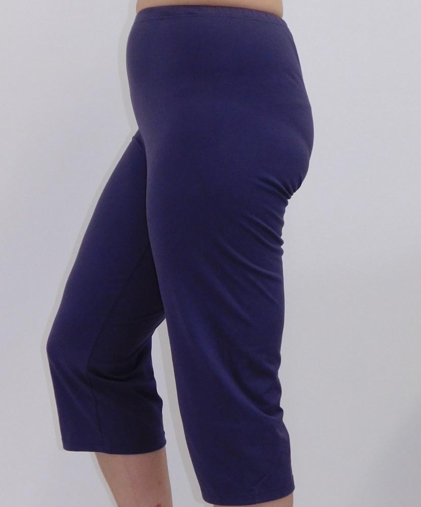 Dámské kalhoty Lena - fialová