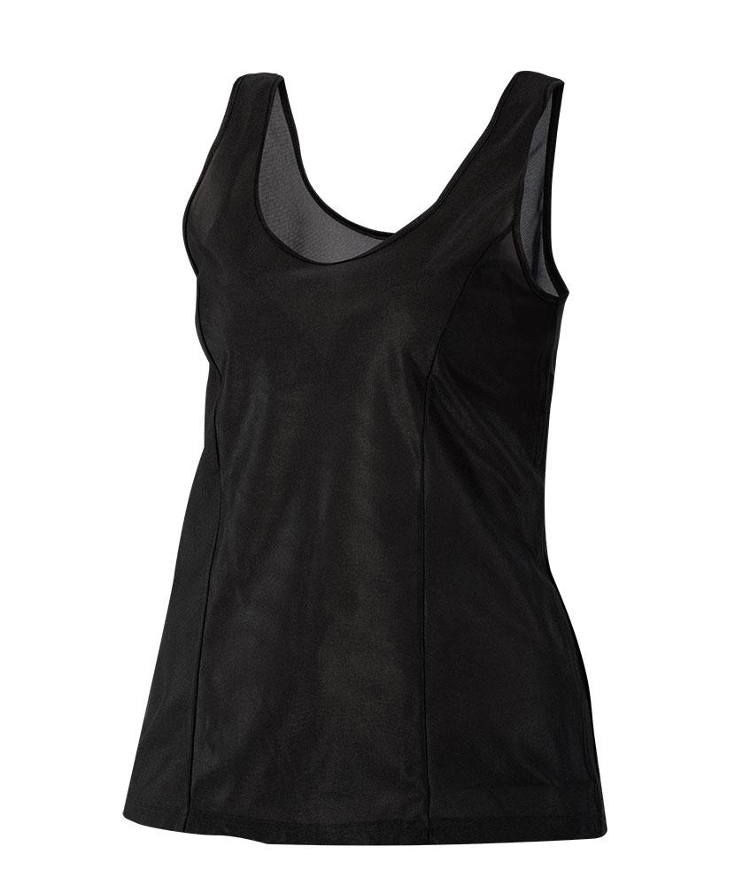 Dámská košilka Vanda K - černá