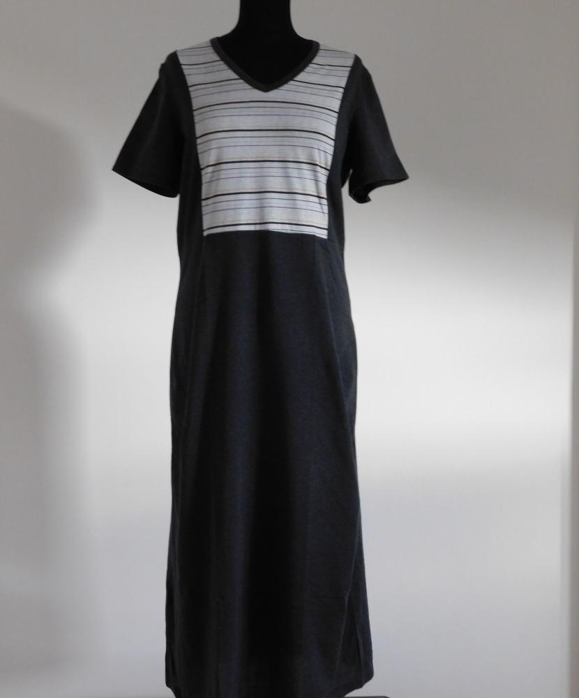 Dámské šaty Ema - proužek