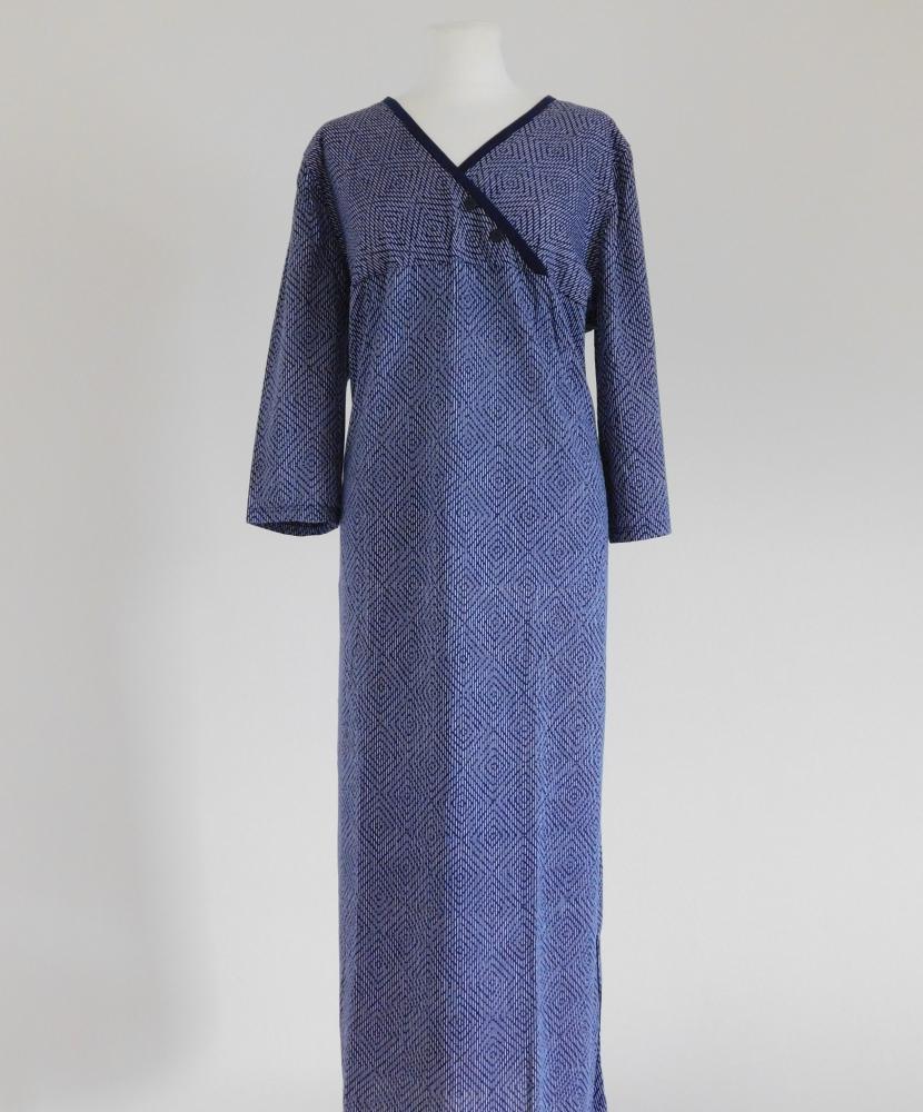Dámské šaty Evita - modrá