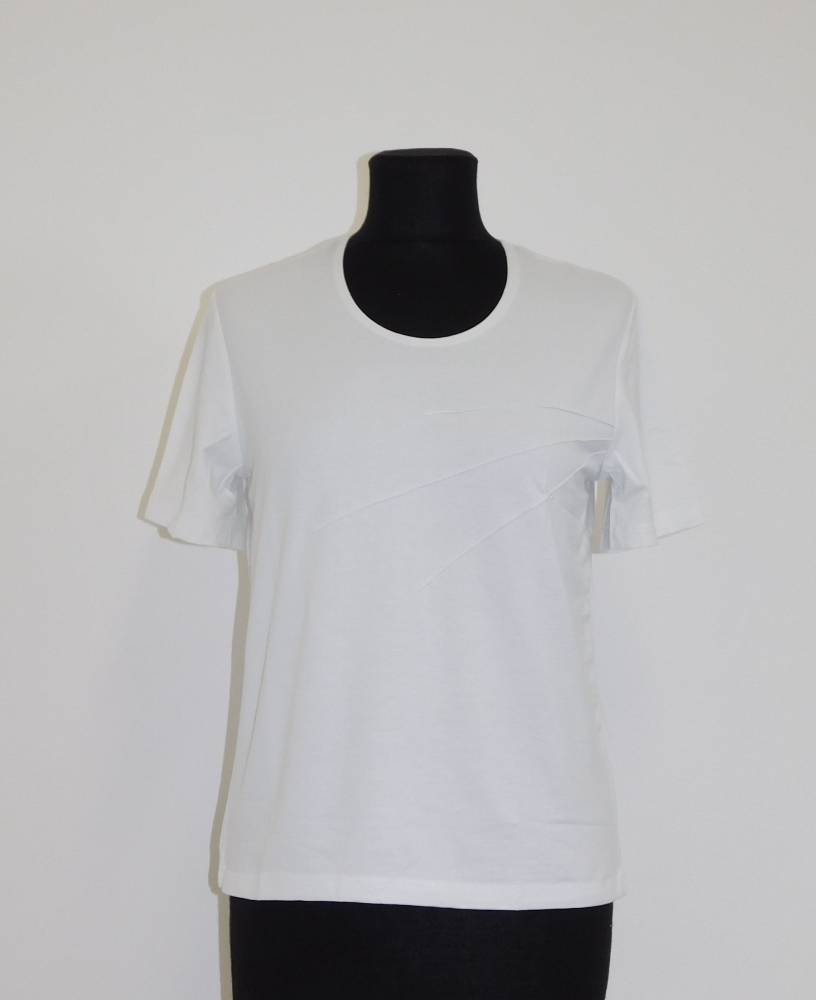 Dámské tričko Laris - bílá