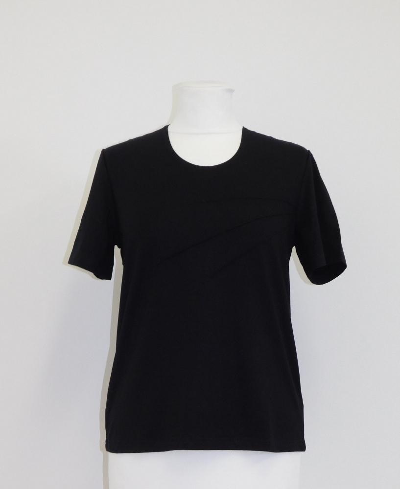 Dámské tričko Laris - černá
