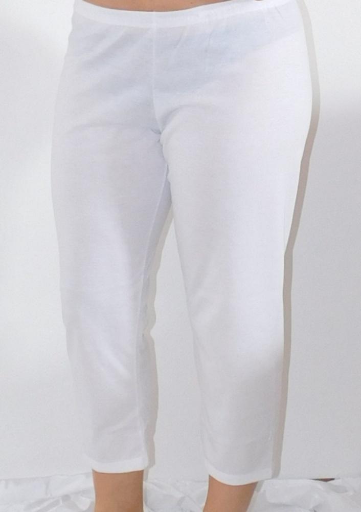Dámské kalhoty Nora bílá