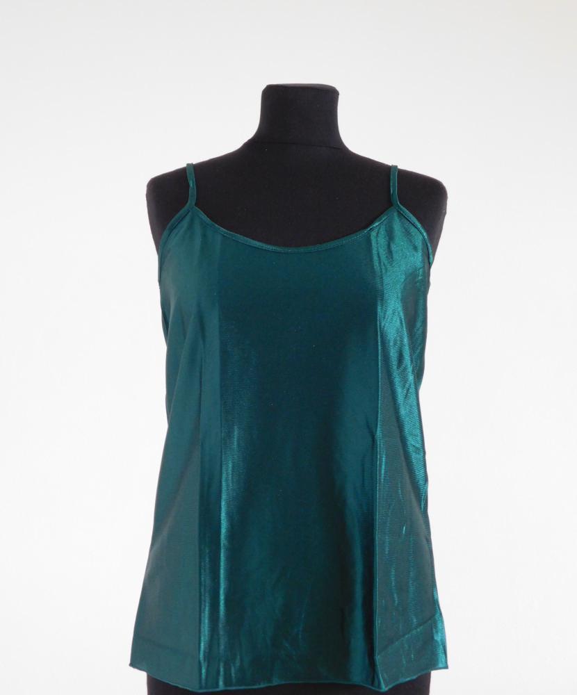 Dámská košilka Belinka K - tmavě zelená