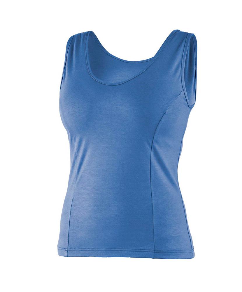 Dámská košilka Nisa - tmavě modrá