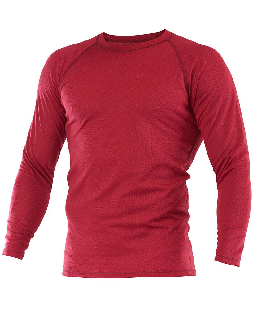 Pánské tričko dlouhý rukáv Coolbest