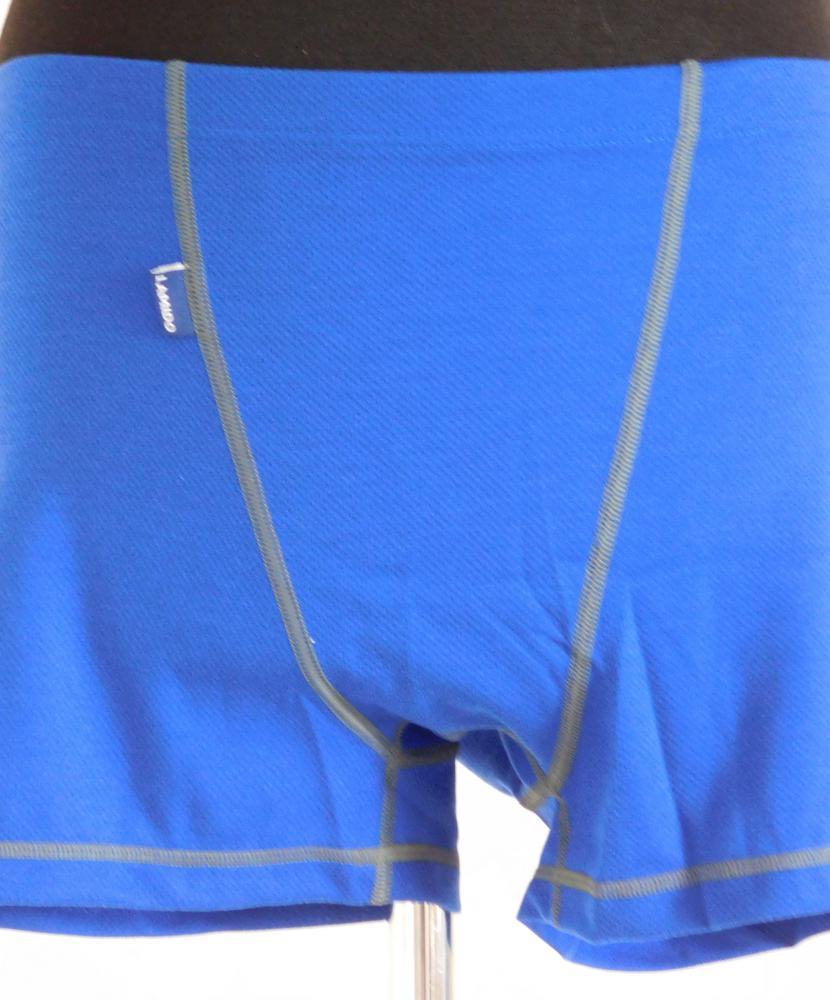 Pánské trenky Coolbest - středně modrá