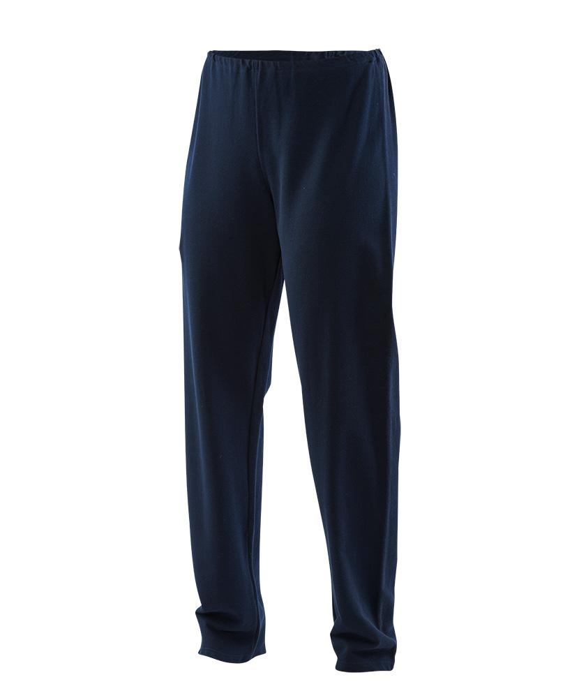 Dámské domácí kalhoty Hana - tmavě modrá
