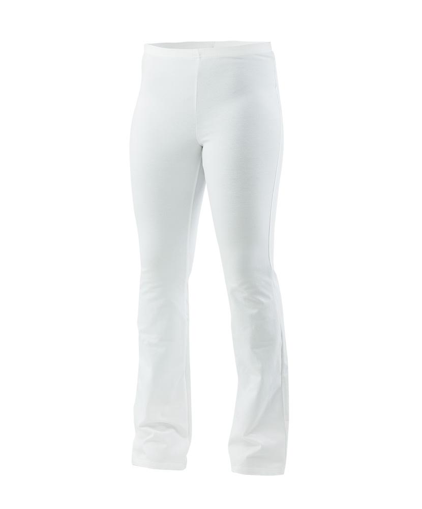 Dámské kalhoty pro volný čas Hanča - bílá