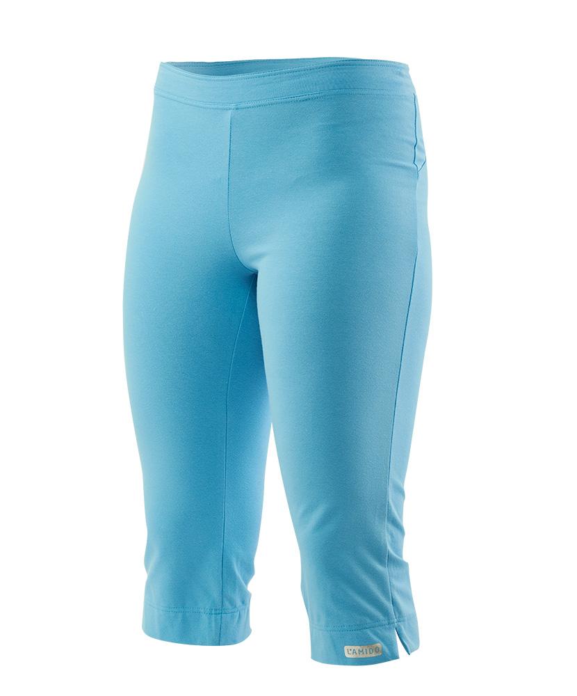 Dámské kalhoty Karina - středně modrá