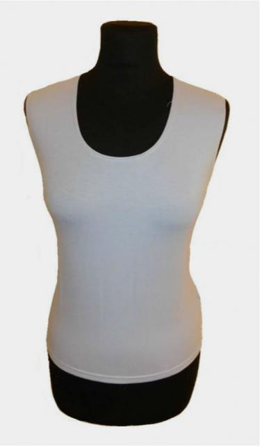 Dámské tričko Rozára - béžová