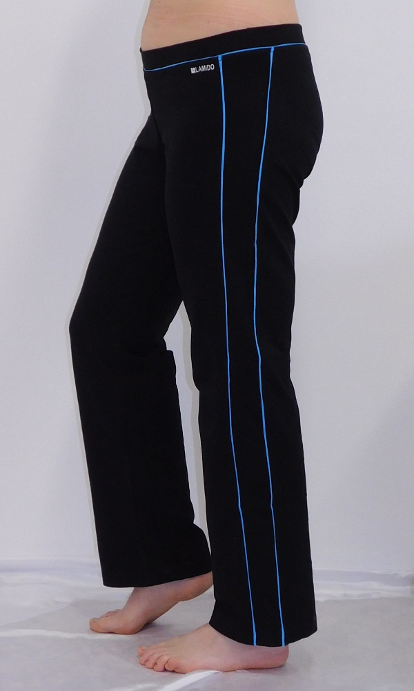 Dámské kalhoty Fanča - černá