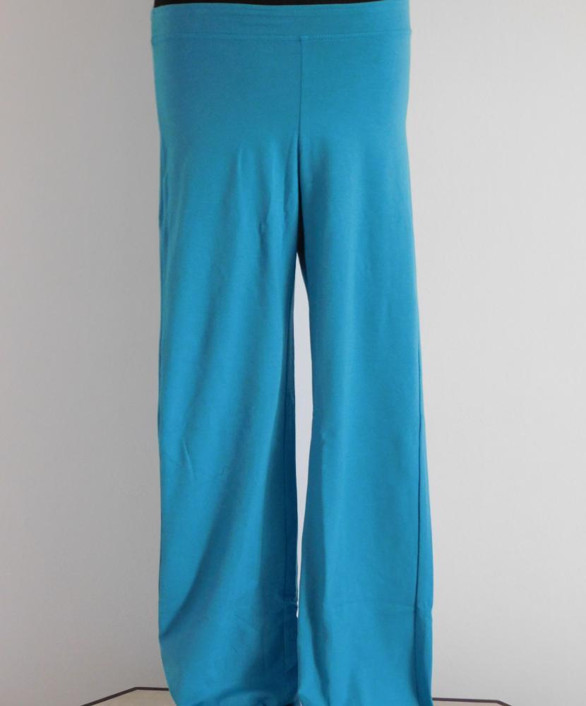 Dámské kalhoty Kara - tyrkys