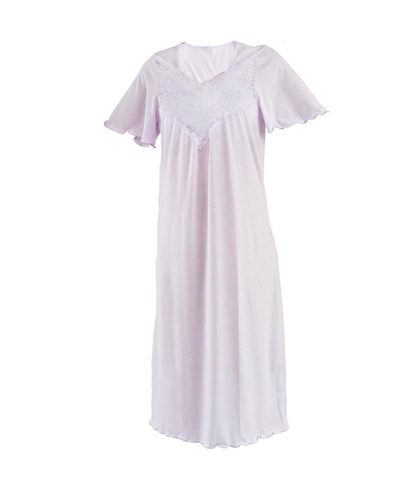 Dámská noční košile Svatava - fialová
