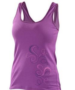 Dámské tričko Petra fialová