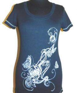 Dámské tričko Romana černá