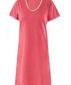 Dámská noční košile Dianka růžová