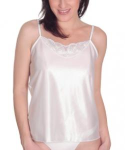 Dámská košilka Saxa bílá