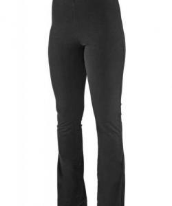 Dámské kalhoty Hanka - prodloužené černá