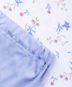 Dámské pyžamo dlouhý rukáv Liběna
