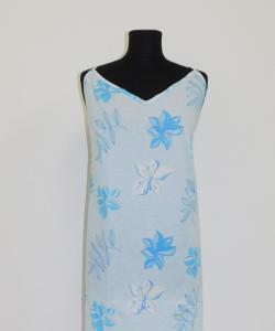 Dámská noční košile Juka modrá lilie