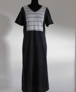 Dámské šaty Ema proužek
