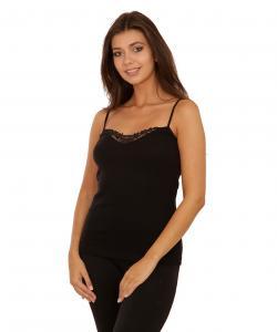 Dámská košilka Silvie černá