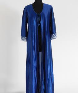 Dámský župan Dorota tmavě modrá