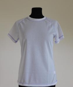 Dámské tričko krátký rukáv Coolbest bílá