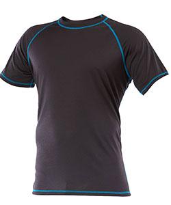 Pánské tričko krátký rukáv Coolbest černá