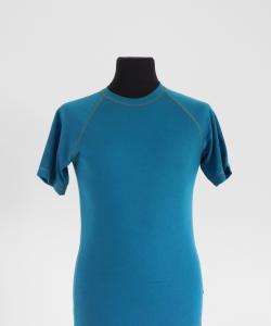 Pánské tričko krátký rukáv Coolbest tmavě zelená