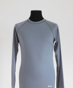 Pánské tričko dlouhý rukáv Coolbest šedá