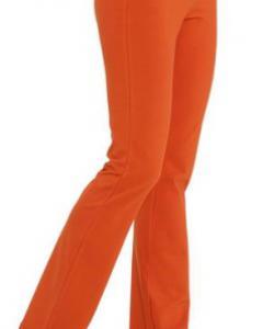 Dámské kalhoty Hanča cihlová