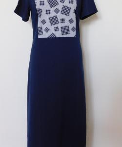 Dámské šaty Aneta mřížka