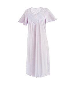 Dámská noční košile Svatava fialová