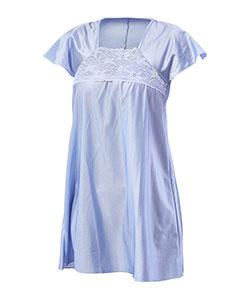 Dámská noční košile Rút K šedomodrá