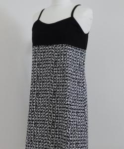 Dámské šaty Janča černobílá